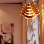 Auriga lampadaire saumon