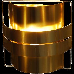 Altair copper wall light