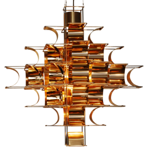 Cassiopeia Copper Suspension