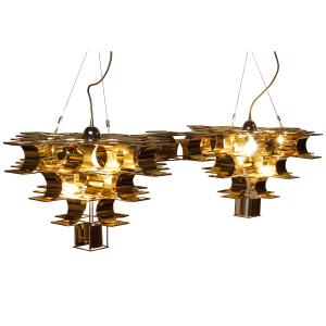 Tchouri Suspension 2 Gold
