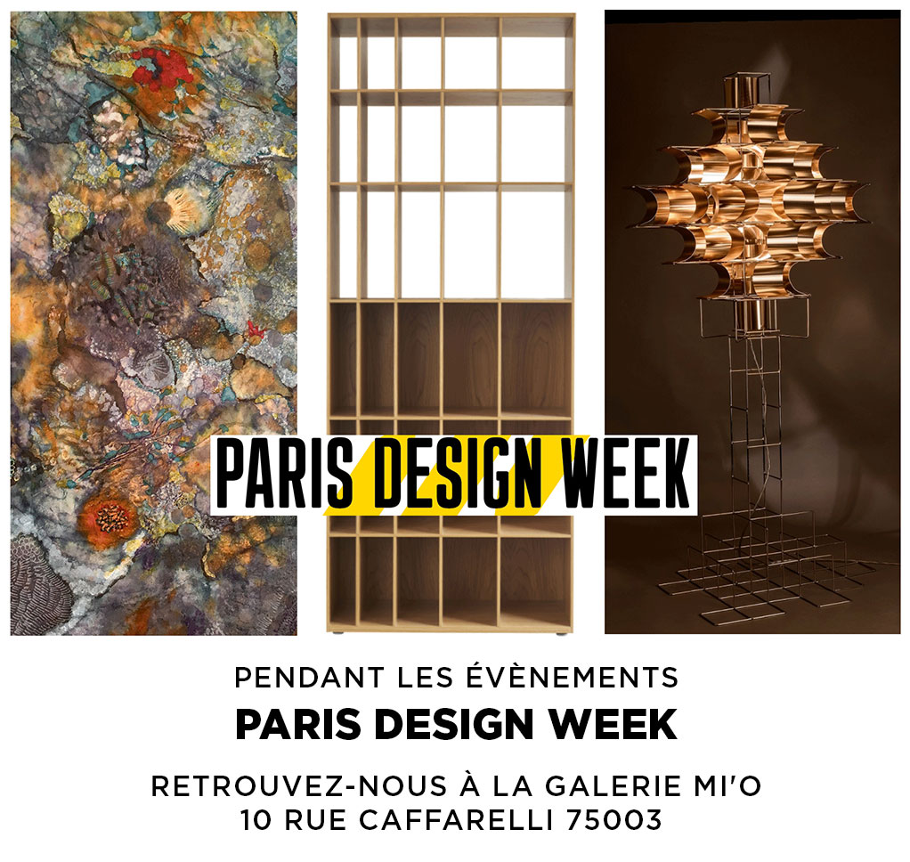 PARIS DESIGN WEEK 2019